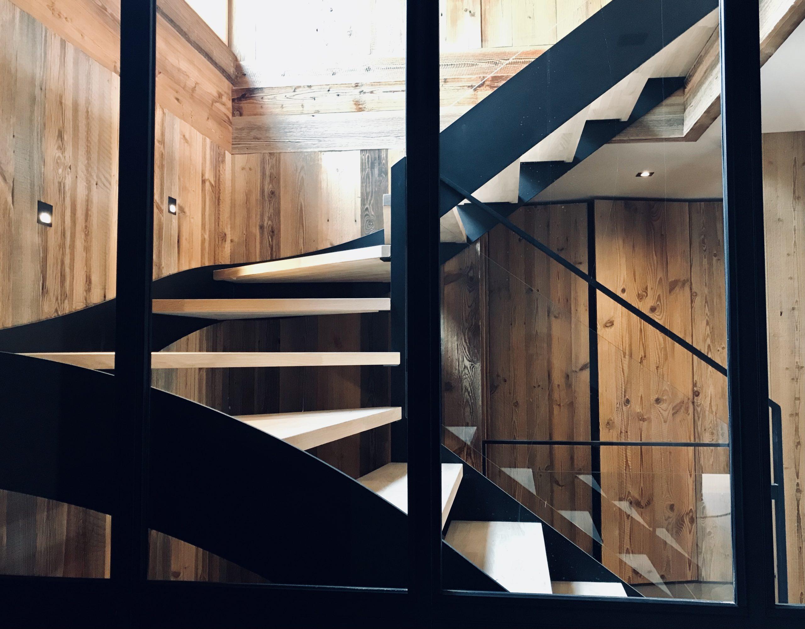 Escaliers&Verrière